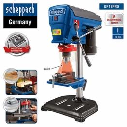 Scheppach Tischbohrmaschine